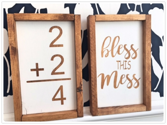 Bless This Mess-2+2=4