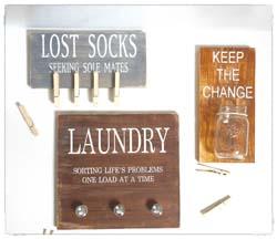 Laundry Room Decor $50