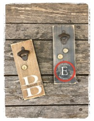 Magnetic Beer Opener $35