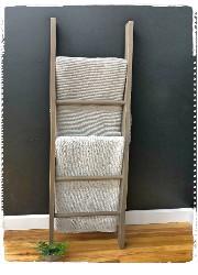Wooden (6ft) Blanket Ladder $55.00
