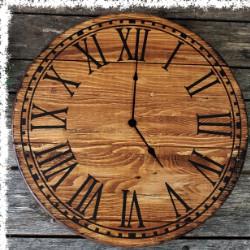 Farmhouse Clock(several designs) - $69.00
