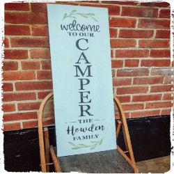 3 Foot Sign $50.00