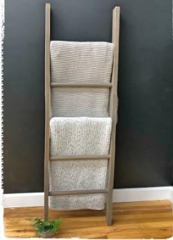 Wooden (6ft) Blanket Ladder $60.00