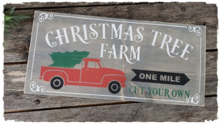Double Sided Rectangle Sign $65.00