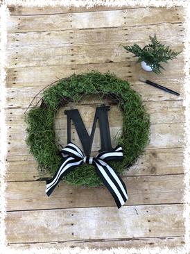 moss-initial-wreath
